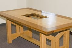 Korean Bbq Grill Table Woodworking Projects Plans Bbq Table Unique Dining Tables Diy Dining Table