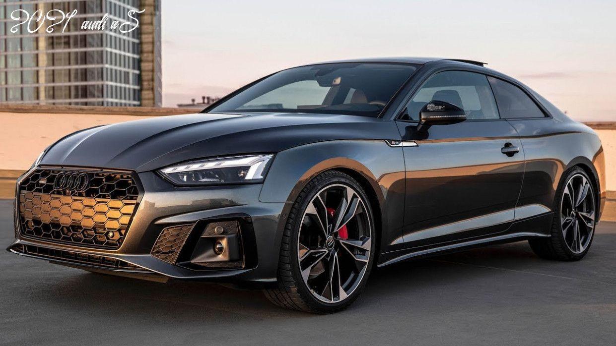 2021 Audi A5 A5 Coupe Audi A5 Coupe Audi A5