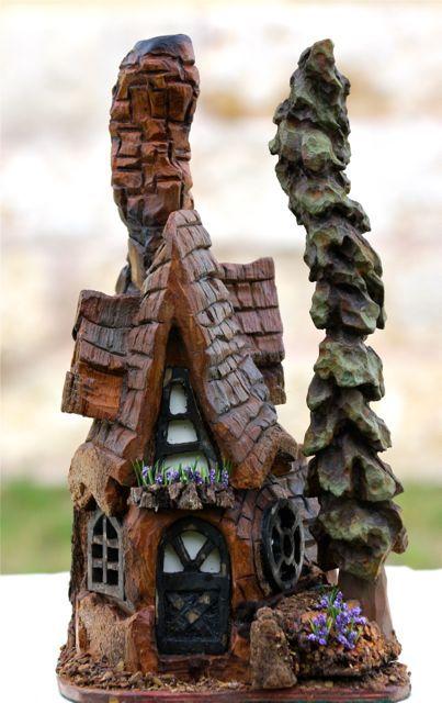 Bark House 1