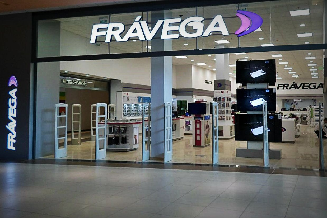 Nuevo Local De Fravega En Terrazasdemayo Shopping