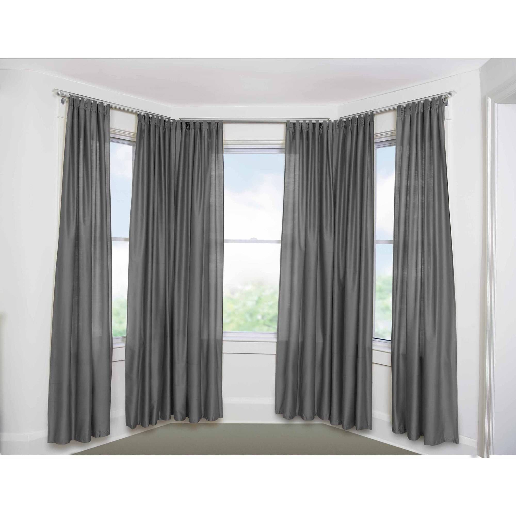 The Most Effective Solutions To Your Bay Window Curtains Bay Window Curtains Bay Window Minimalist Curtains