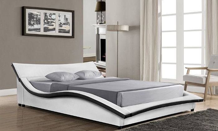 Seville Bed Frame 169 Plus Mattress From 259 With Free Delivery Double Bed Designs Bed Frame Mattress Bed Frame