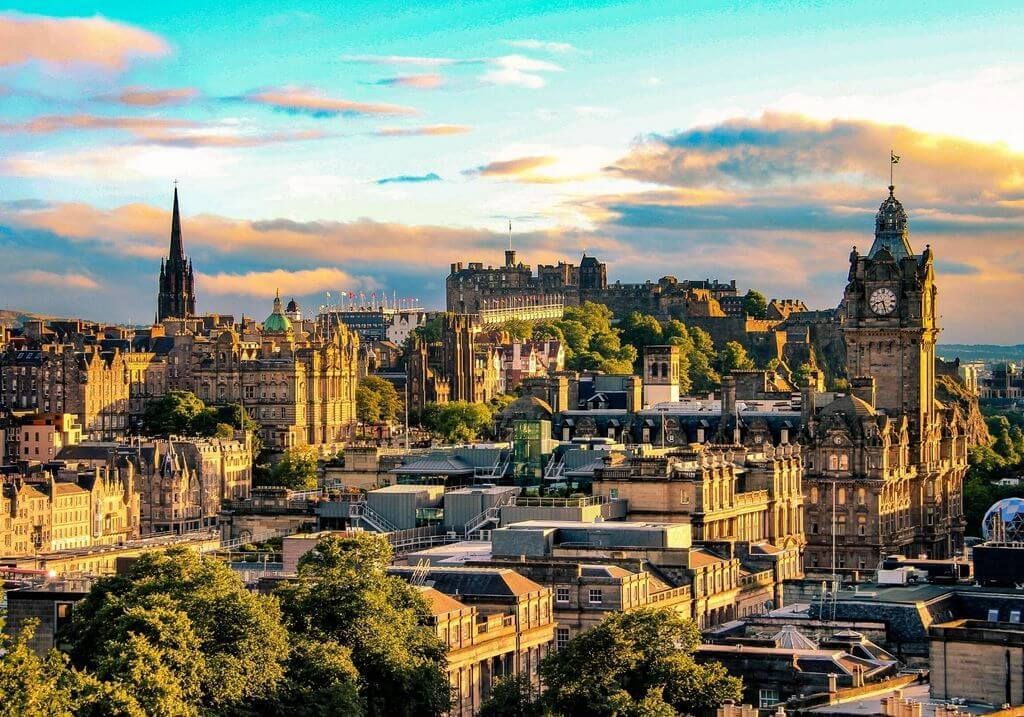 The Best Uk City Breaks Outside Of London In 2020 Edinburgh Edinburgh Tours Whiskey Tour