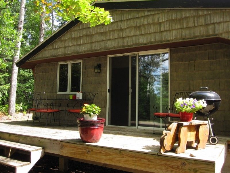 Cottage vacation rental in Munising from
