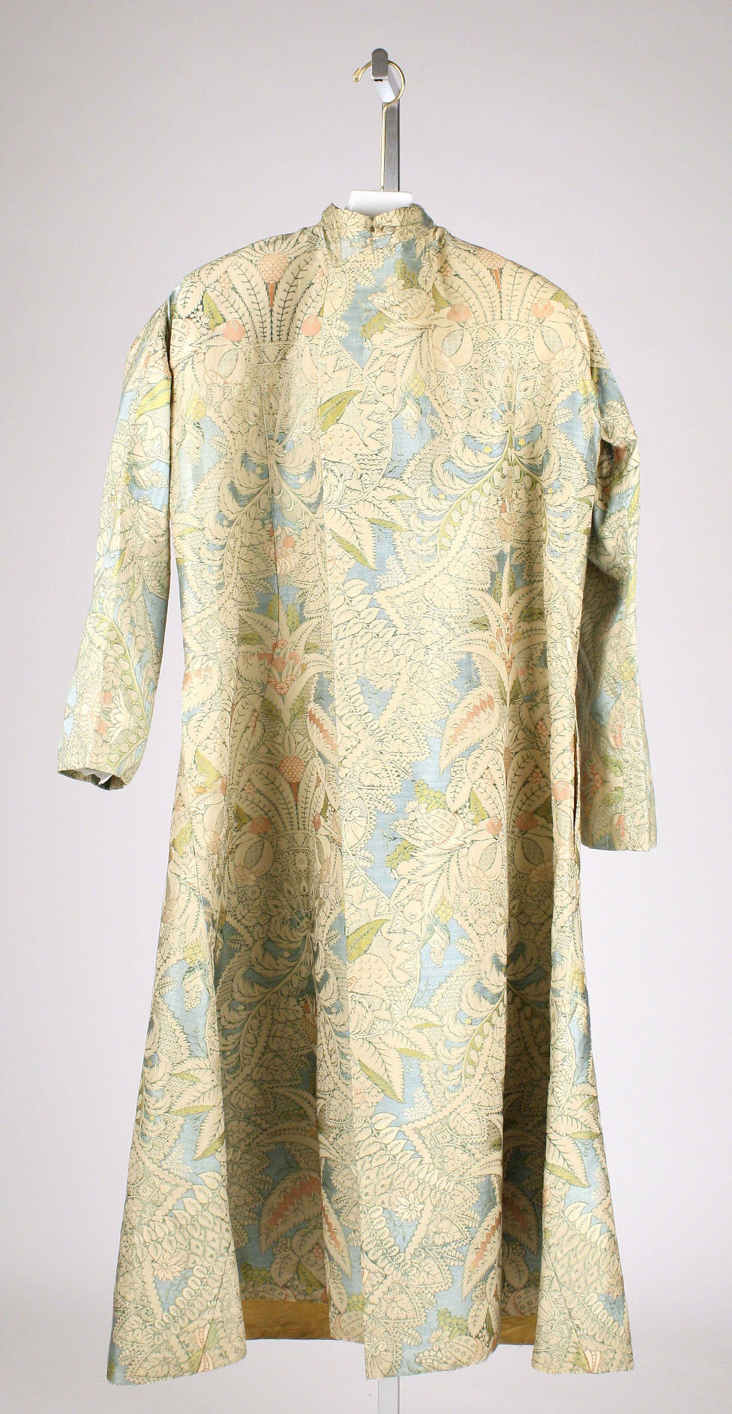 Banyan  Date: ca. 1730