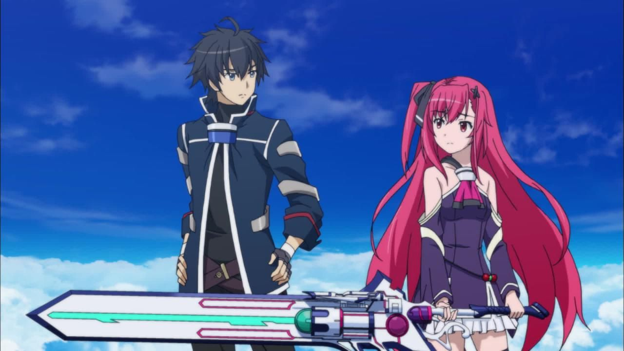Sky Wizards Academy épisode 5 Streaming Vostfr Adn Anime Manga Romance