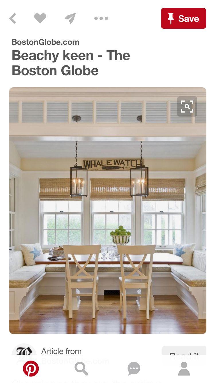 Fesselnd Pin Von Krissy Hedge Auf Dining Room | Pinterest | Essecke, Wintergärten  Und Esszimmer