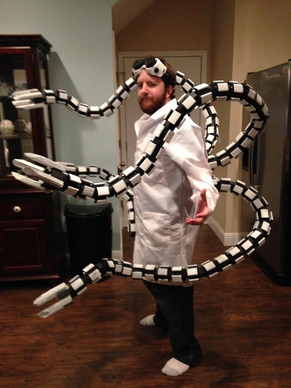 Finally Finished My Doc Ock Costume Marvel Stuff Marvel Cosplay