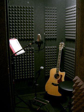 Whisperroom Inc Sound Isolation Enclosures Music Studio Room Music Studio Home Studio Music
