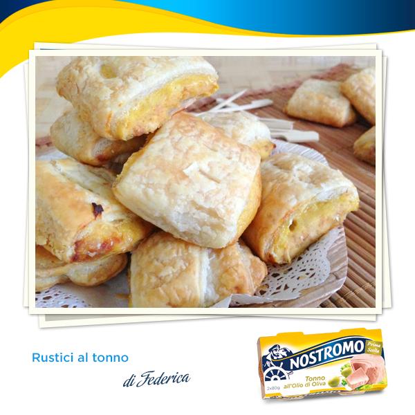 Amici del Nostromo, in cambusa abbiamo Federica de I dolci di zia Chicca che sa come stuzzicarci l'appetito: siete pronti a gustare i suoi deliziosi rustici al tonno e ricotta?   http://blog.giallozafferano.it/dolcidiziachicca/rustici-al-tonno/  #tonno #tuna #recipe #ricette #food #blog