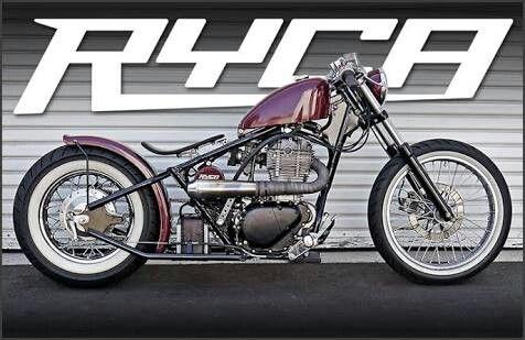 Pin By Marcos De Santis On Heart And Soul On 2 Wheels Bobber Kit Bobber Bobber Bikes