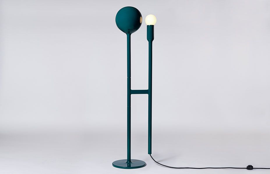 Mini-Eclipse lamp - Pierre Charpin