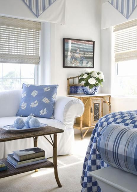 modern interior design ideas enriched by elegant blue on beach house interior color schemes id=98347