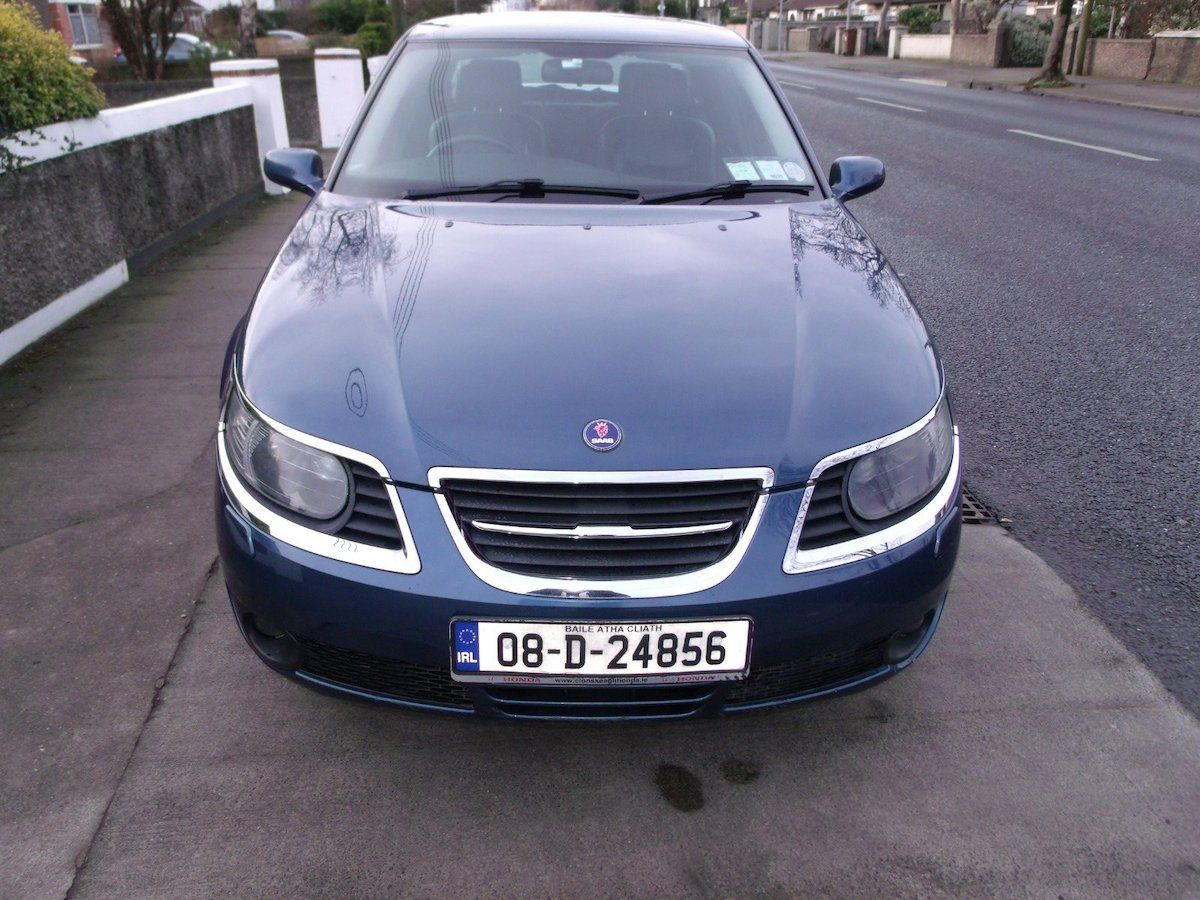 Saab 95 AUTOMATIC 2.0 LPT Turbo Petrol for sale in Dublin