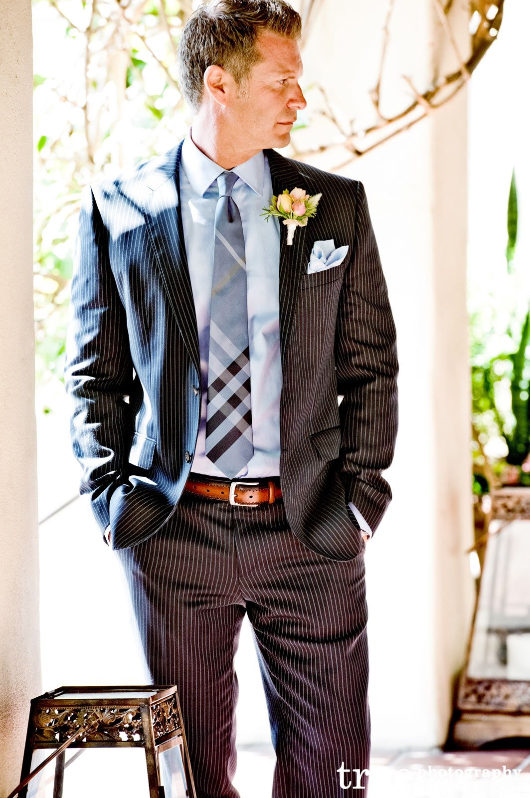 fashion studio wedding look men