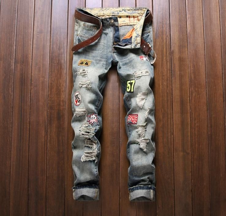Item Type Jeans Gender Men Material Denim Spandex Cotton