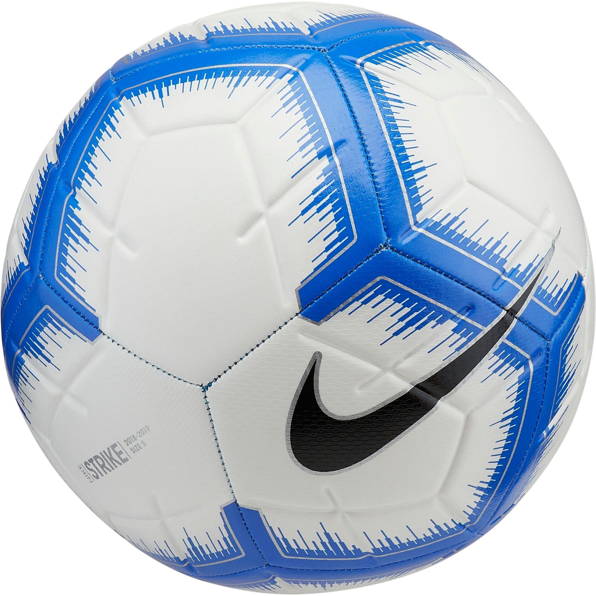 Nike Strike Soccer Ball In 2020 Soccer Soccer Ball Futbol Soccer
