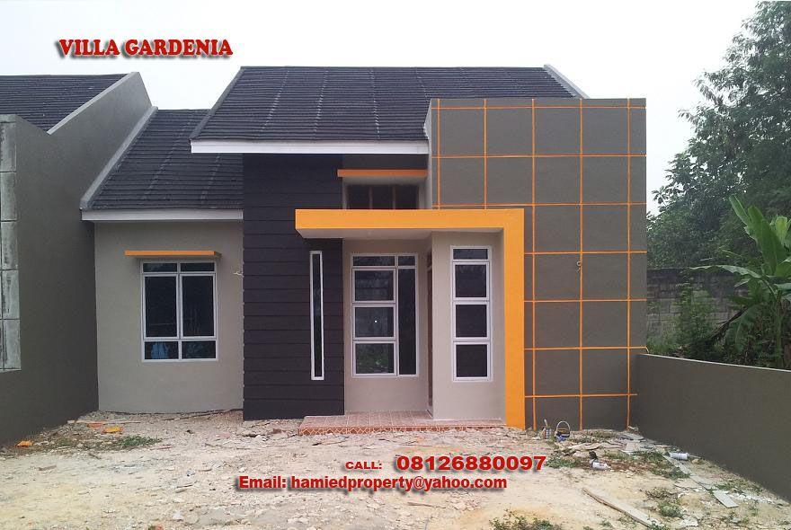 Rumah Minimalis Pekanbaru Villa Gardenia Rumah Minimalis Rumah Minimalis