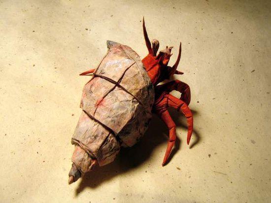 Origami Master: Brian Chan. Entire album: http://www.facebook.com/media/set/?set=a.548760281819772.139377.518805924815208