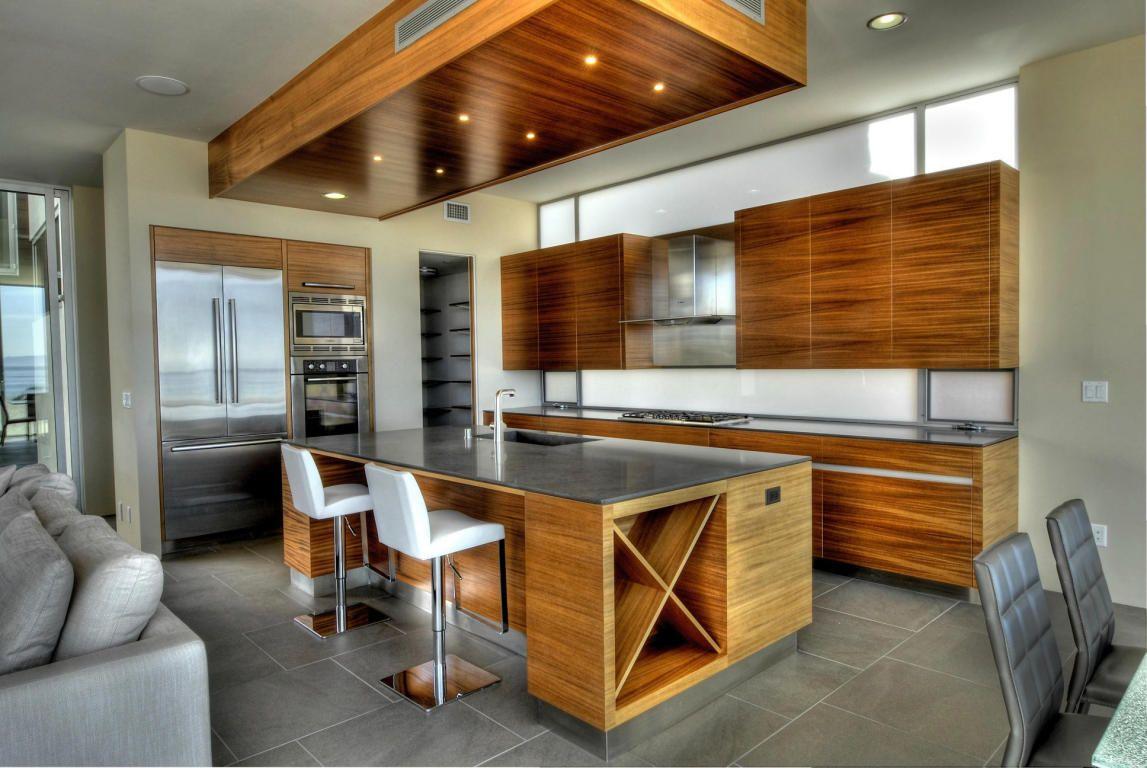 modern kitchen | Beach house kitchens, Kitchen dining ...