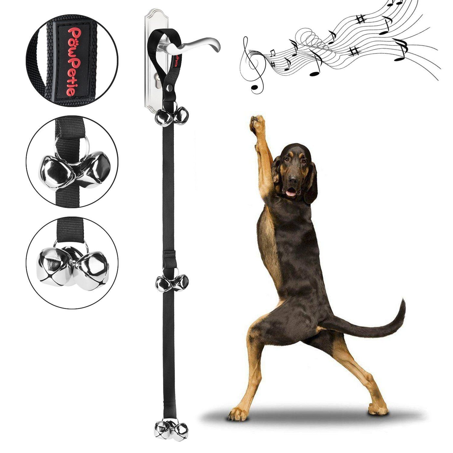 Dog Bells For Potty Training Best Training Potty Tools Powpetie