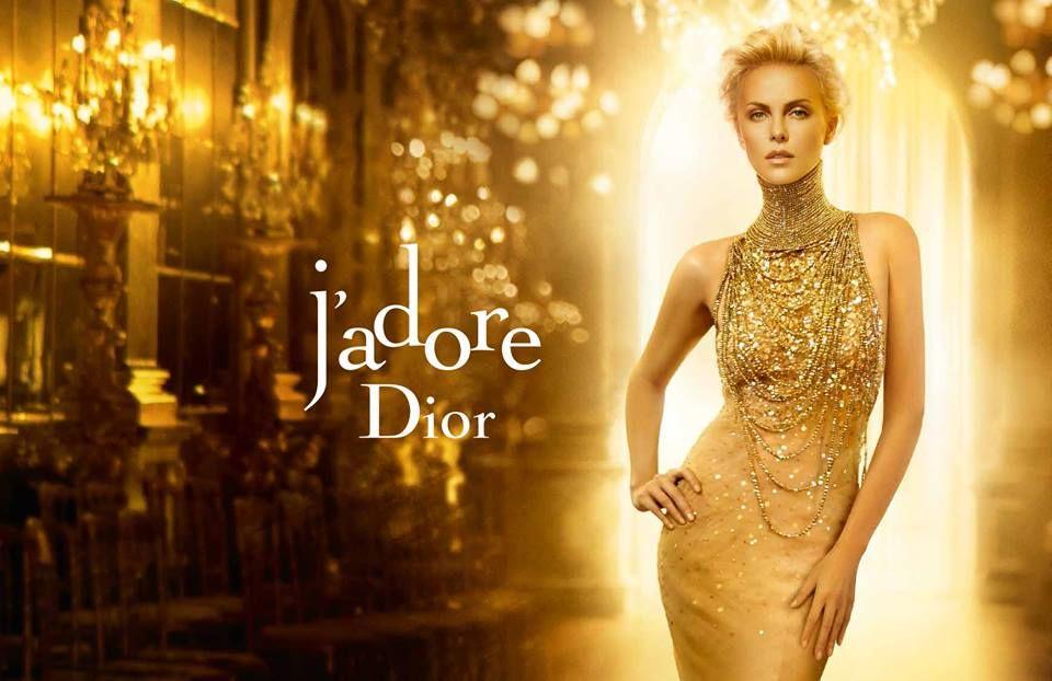 j'adore   Dresses, Charlize theron, Dior