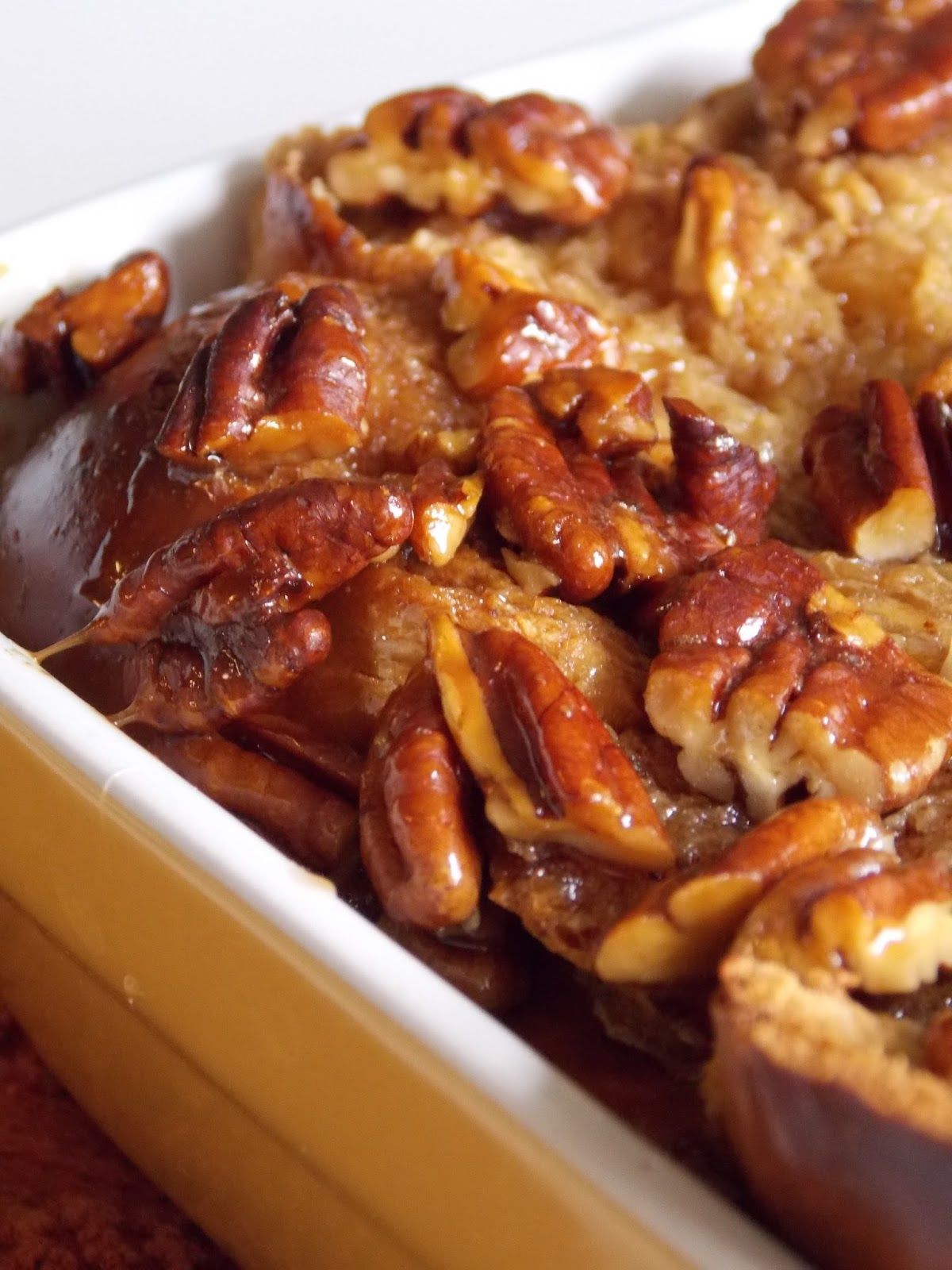 Photo of Baked Pecan Praline French Toast | A Homemade Living