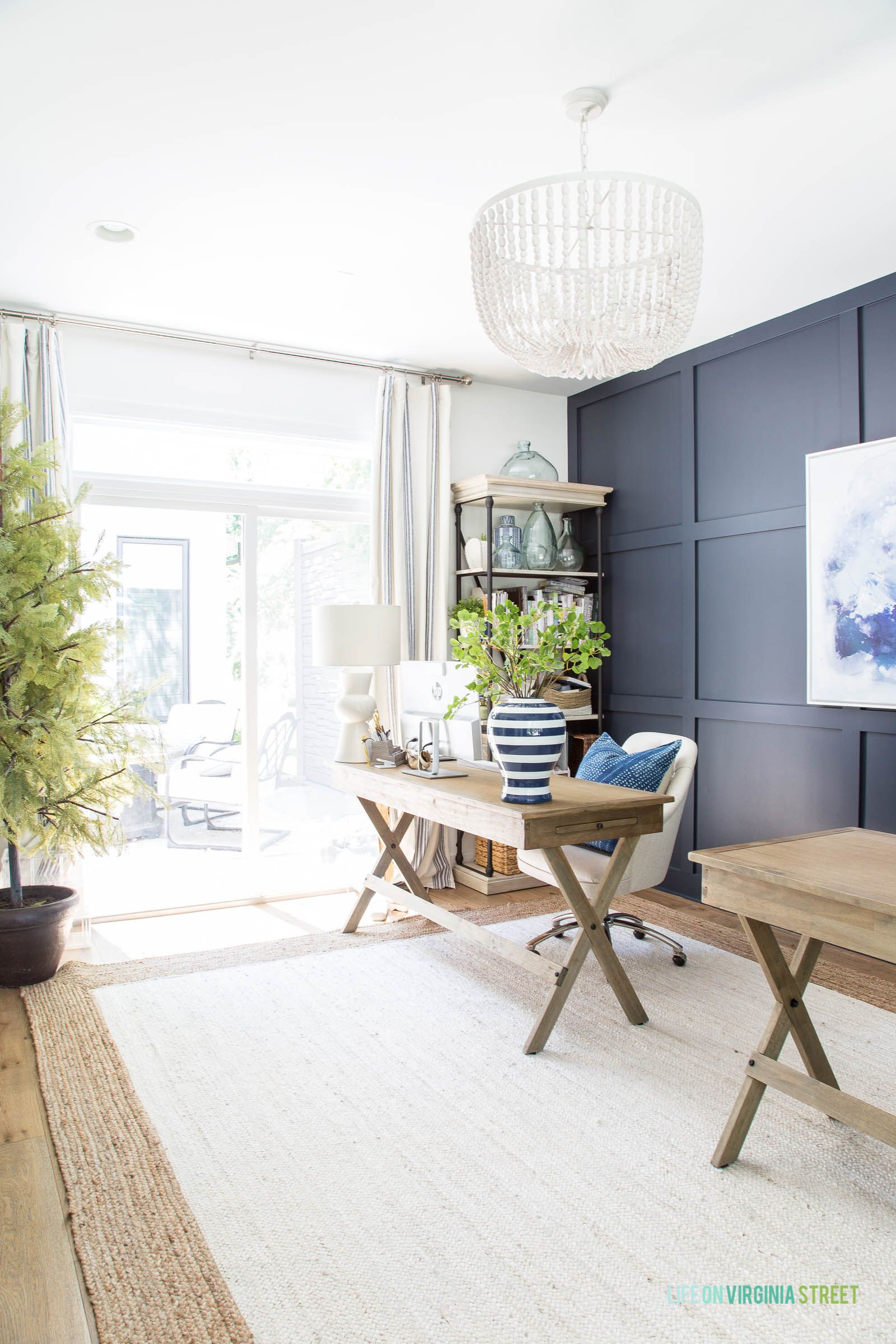 The Best Navy Blue Paint Colors