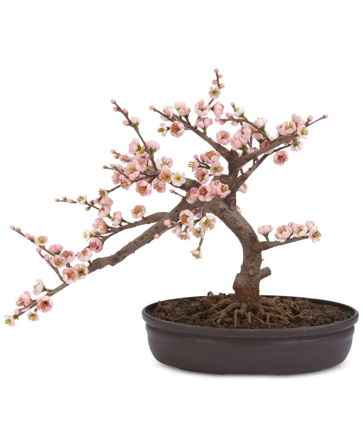Nearly Natural Artificial Cherry Blossom Bonsai Tree Pink Cherry Blossom Bonsai Tree Artificial Cherry Blossom Tree Blossom Trees