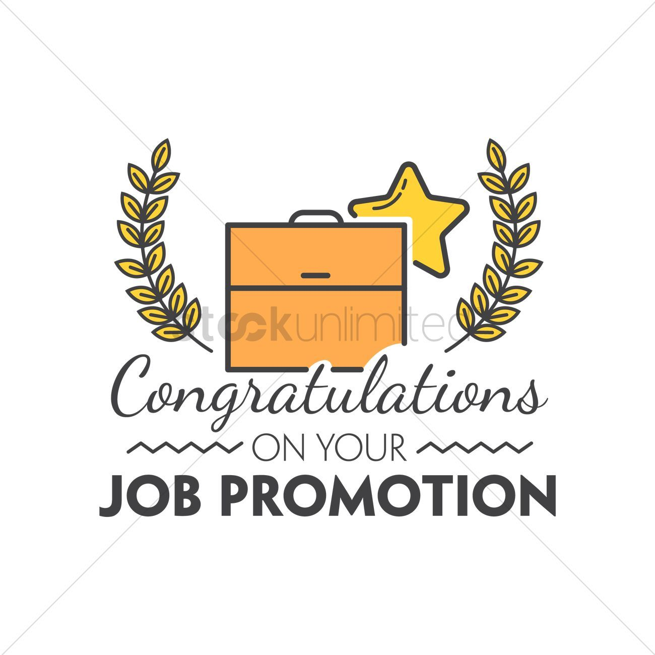 Image result for congratulations on your promotion Job