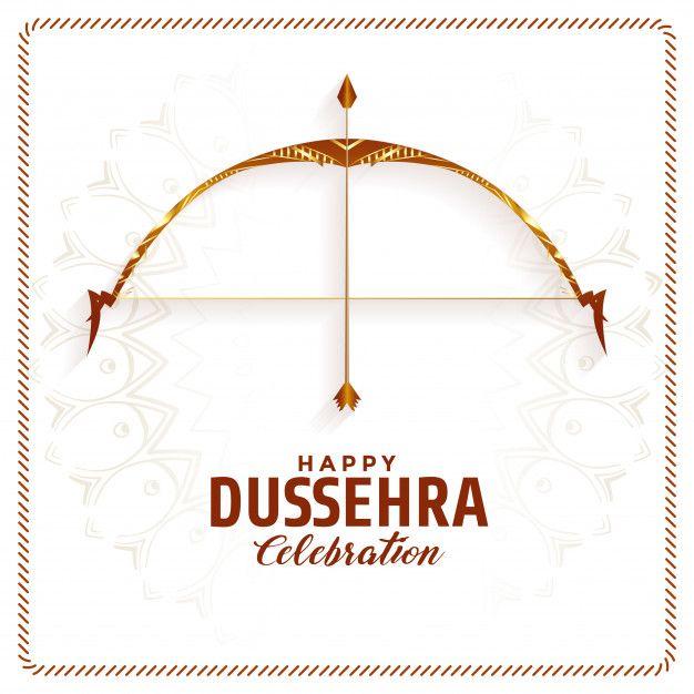 Download Happy Dussehra Festival Celebration Card