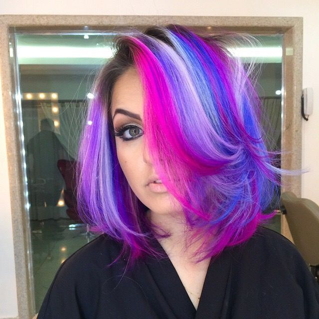 Cheshire Cat Hair Hair Styles Pretty Hair Color Bright Hair