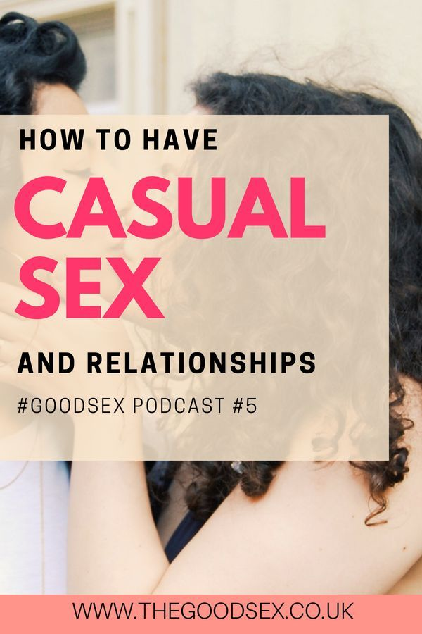 How to have casual sex without getting attached