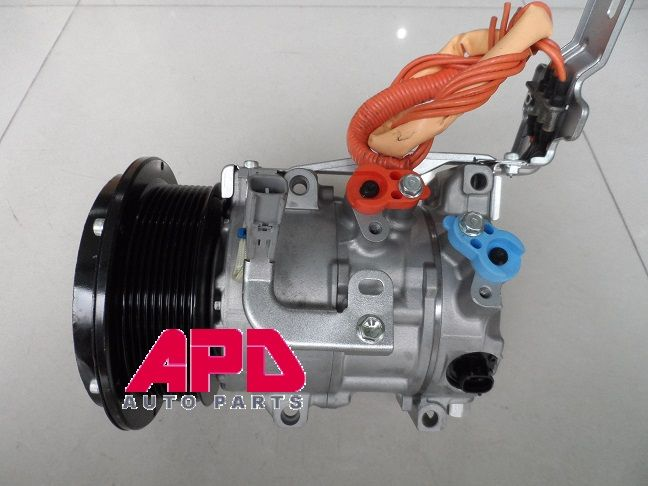 Auto Ac Compressor For 88310 58011 447190 3340 4471903340 Cmp1746 Ac Compressor Compressor Auto