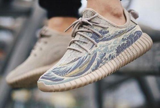 Chaussure Adidas NMD CS1 City Sock Hokusai La grande vague