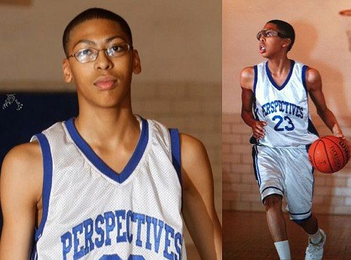 Timeline Photos Ballislife It S A Movement Facebook Anthony Davis Basketball Star Basketball Players
