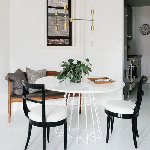 Get More Decor like this Here: http://amzn.to/1leJPO6 8 lessons in decorating in #blackandwhite. See them all via the...