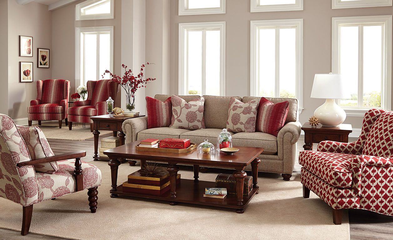 Paula Deencraftmaster Living Room Sofa  Living Room Makeover Glamorous Paula Deen Dining Room Set Decorating Inspiration