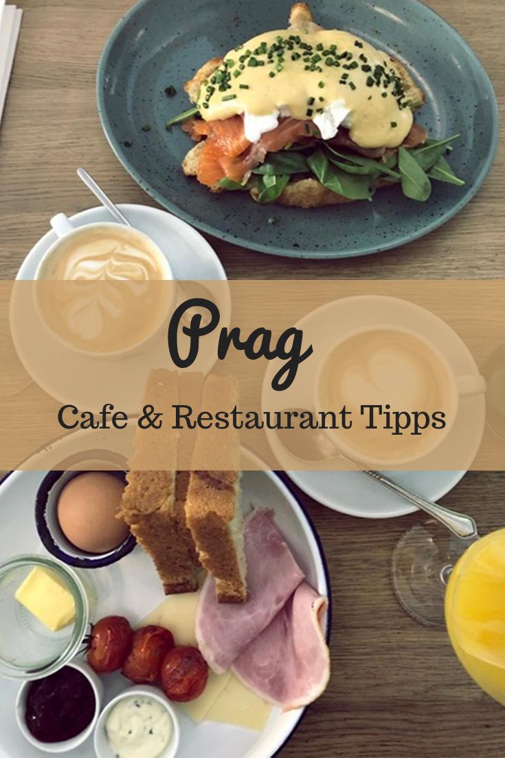 Prag - Cafe und Restaurant Tipps