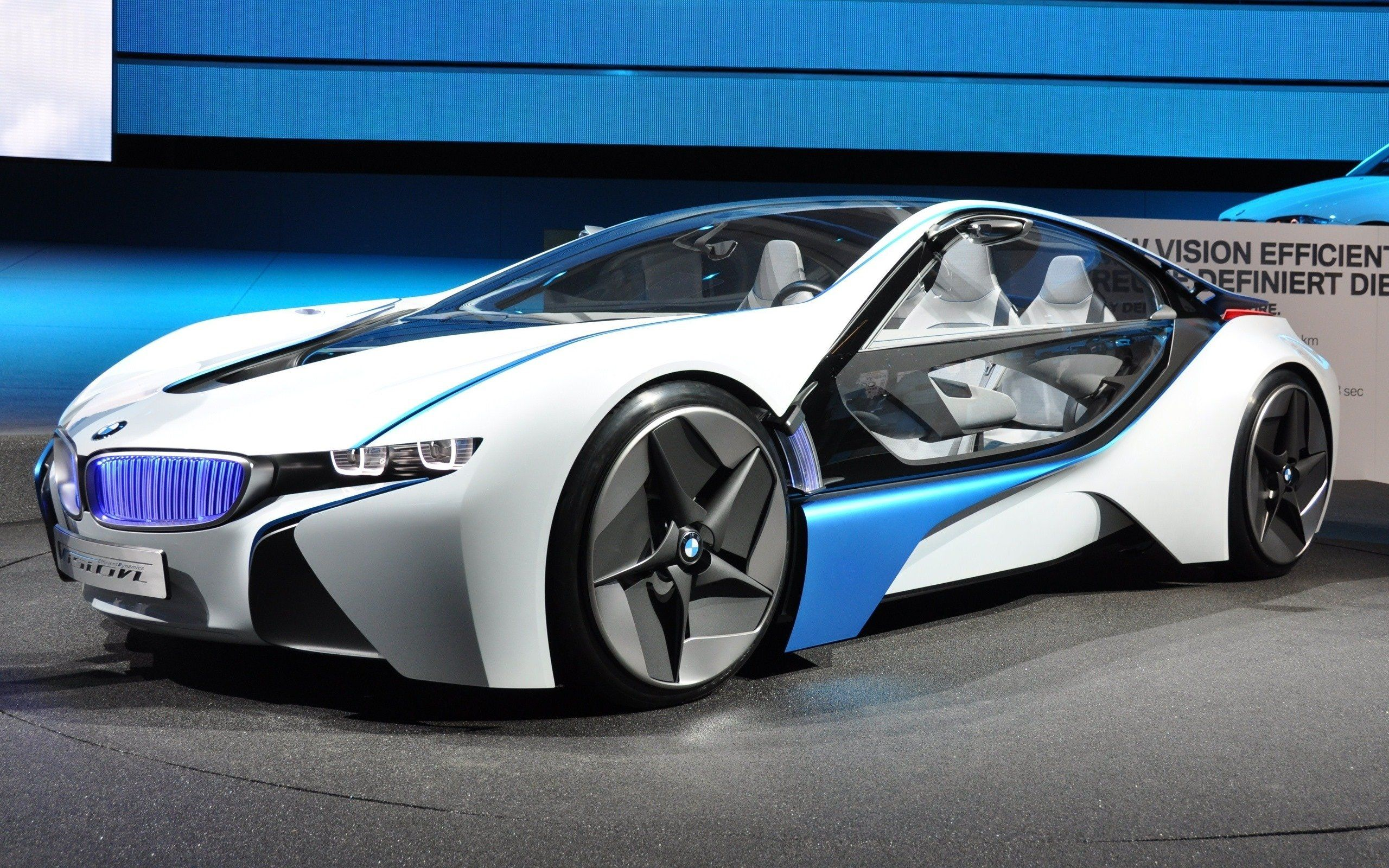 BMW Vision Connected Drive Concept Wallpaper HD Car | wallpapers ...