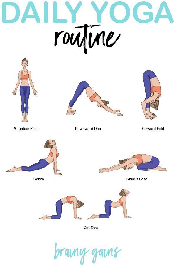 Top 10 Yoga Poses You Should Do Every Day Daily Yoga Routine Daily Yoga Yoga Routine
