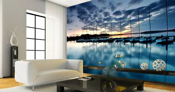 Wall Murals – A Different View