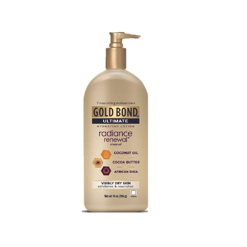 Gold Bond Radiance Renewal Hand And Body Lotions 14oz In 2021 Best Lotion Gold Bond Lotion Moisturizer