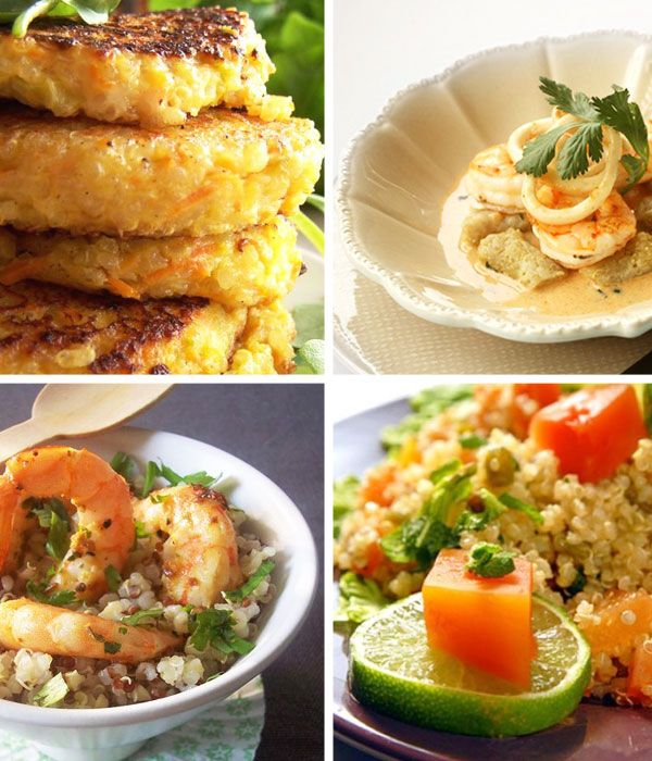 Clean Eating: 6 Deliciously Simple Quinoa Recipes