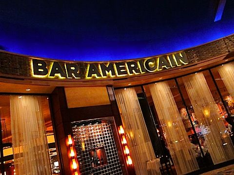 bobby flay 39 s bar americain in nyc gorgeous great food. Black Bedroom Furniture Sets. Home Design Ideas