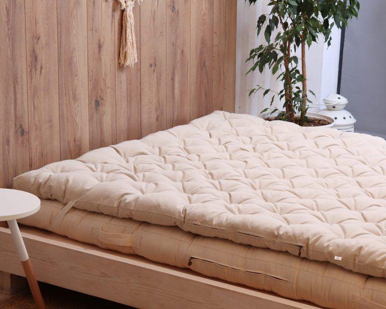 Wool Mattress Topper Home Of Wool All Natural Handmade