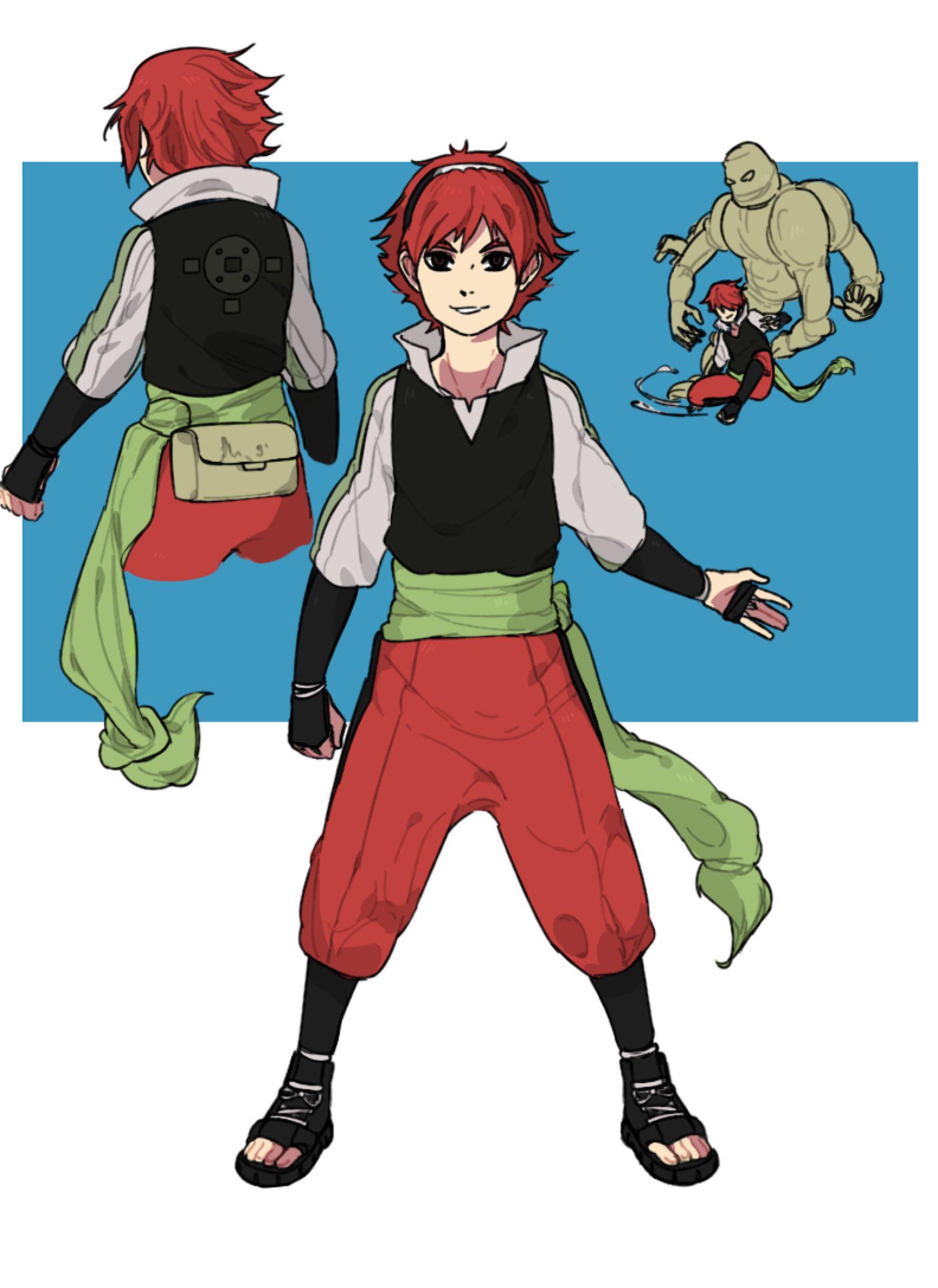 Iko by NaNedam on DeviantArt Naruto oc characters