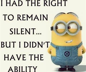Funny Minions Quotes Of The Day | Minions Images, 23 August And Funny Minion