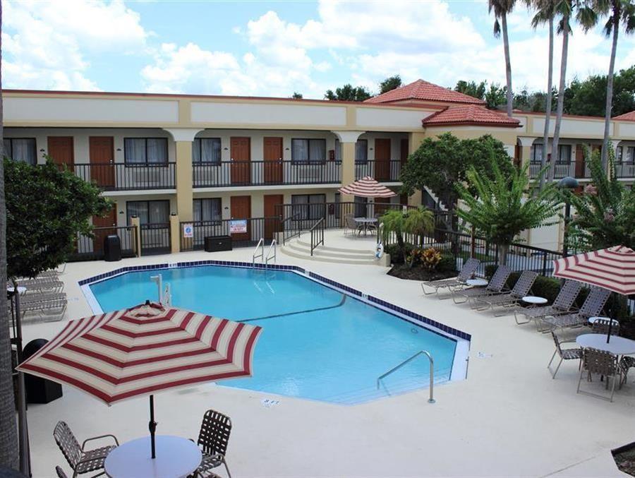 Orlando Fl Best Western Orlando East Inn And Suites United
