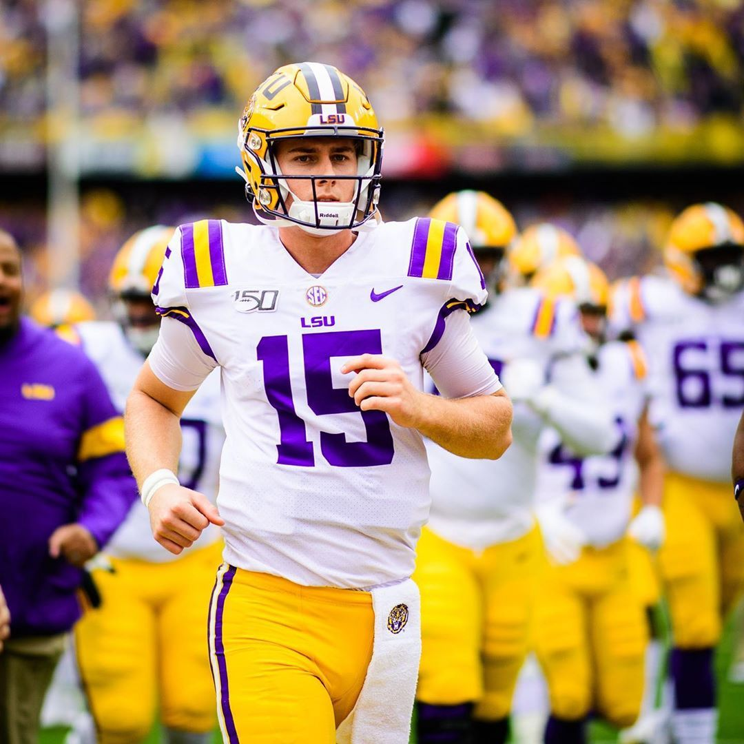 Myles Brennan On Instagram Doubt Kills More Dreams Than Failure Ever Will In 2020 Lsu Lsu Tigers Louisiana State